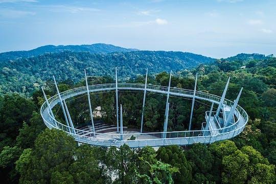 The Habitat Penang Hill biglietti aggiuntivi per il tour esperienziale