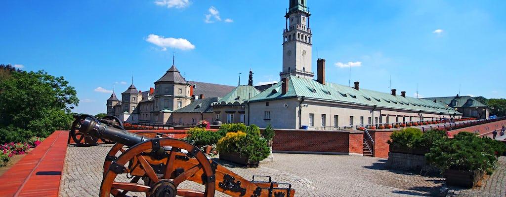 Tour del monastero di Jasna Góra a Czestochowa con prelievo dall'hotel
