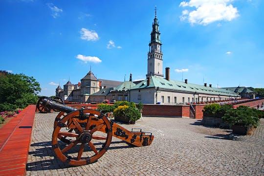 Tour zum Kloster Jasna Góra in Tschenstochau mit Abholung vom Hotel