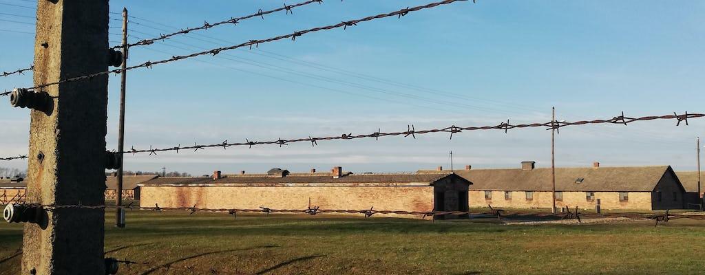 Ganztägige Gedenk- und Museumstour Auschwitz-Birkenau mit Salzbergwerk Wieliczka