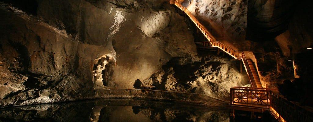 Visita guidata della miniera di sale di Wieliczka con trasporto da Katowice