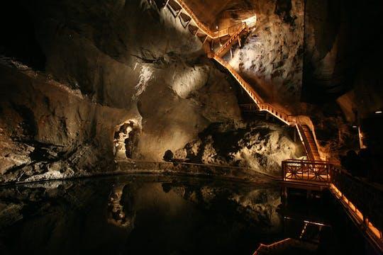 Geführte Besichtigung des Salzbergwerks Wieliczka mit Transport von Katowice