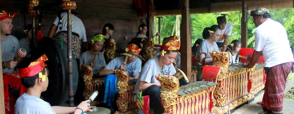 """Balinesischer """"Gamelan"""" Musik-Workshop"""