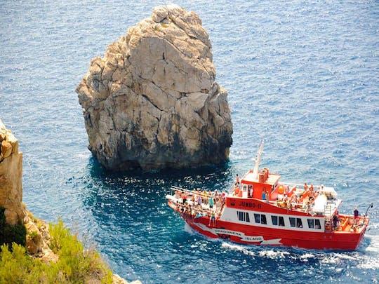 Tropical Delphin Cruise Mallorca met Transfer