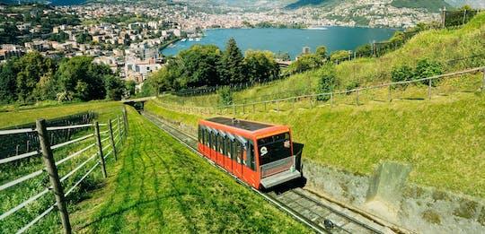 Bilet na kolejkę linową i muzeum Mount San Salvatore