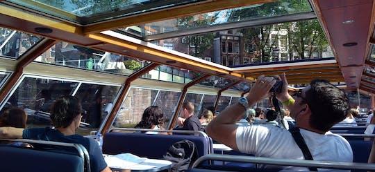 Biglietto per la crociera sul canale di Amsterdam e il Rijksmuseum