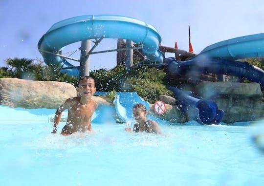Aquafan Water Park entrance ticket