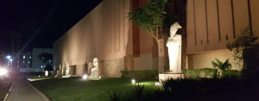 Luxor Antiquity Museum entrance ticket