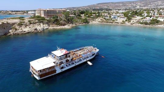 Paphos Half-day BBQ Cruise Ticket