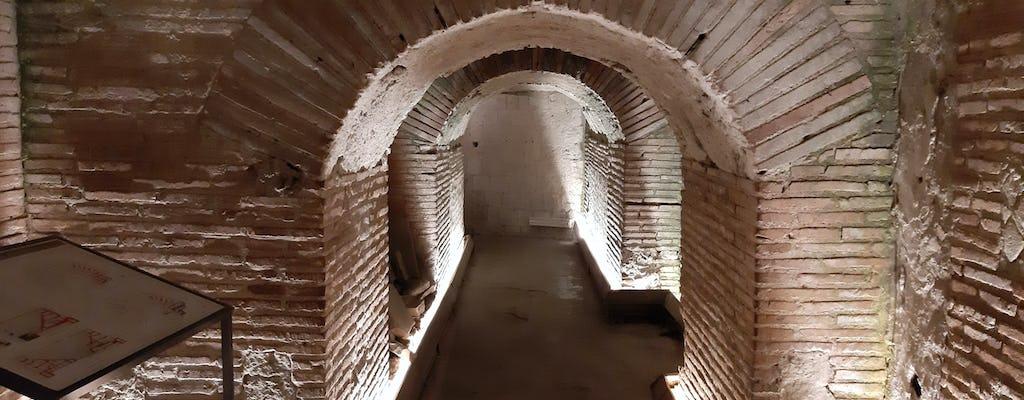 Underground Naples entrance tickets