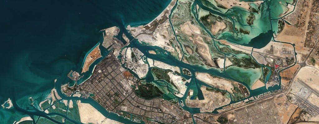 Добро пожаловать в самостоятельный аудиотур по Абу-Даби