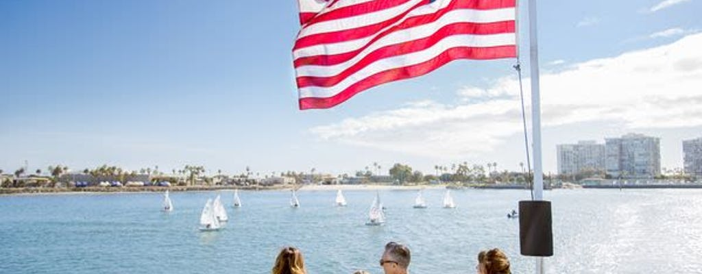 San Diego one hour harbor cruise