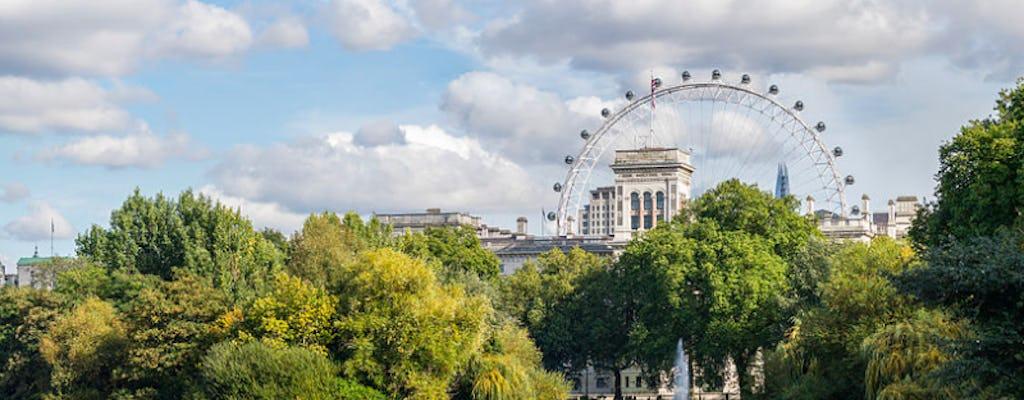 Coleção de tours de podcast autoguiados das principais cidades do Reino Unido
