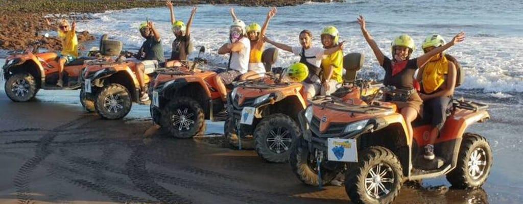 Experiencia todoterreno en Tenerife