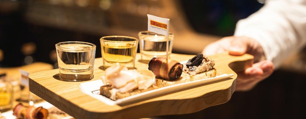 Slivovitz Museum ticket  with plum brandy tasting and 5D tour in Prague