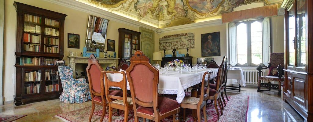 Degustazioni di birra e vino a Villa Pagnoncelli