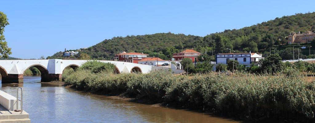 Excursion en bateau dans le village de Silves au départ de Portimão
