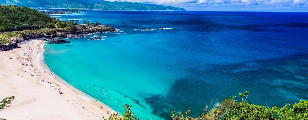 Doświadczenie fotograficzne North Shore na Oahu