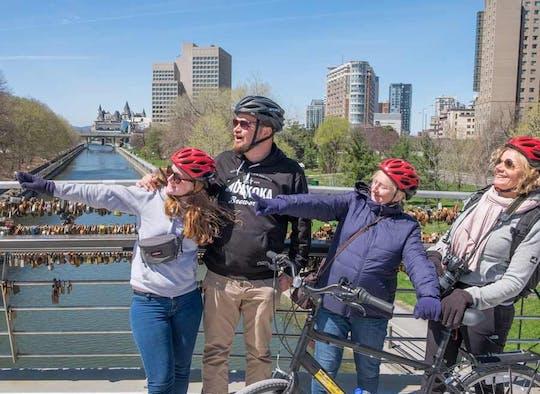 Ottawa highlights bike tour