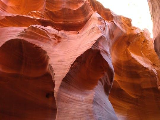 Visite de Lower Antelope Canyon et Horseshoe Bend au départ de Las Vegas