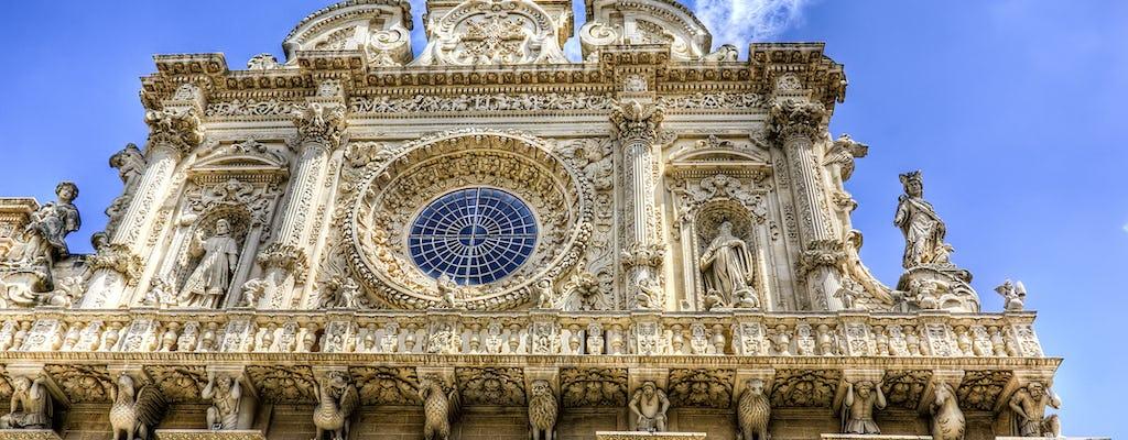 Tour a piedi di Lecce con i biglietti del Museo Ebraico