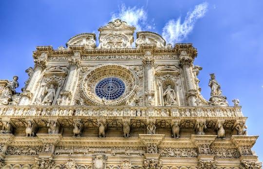 Passeio a pé em Lecce com ingressos para o Museu Judaico