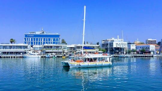 Limassol Catamaran Cruise Ticket