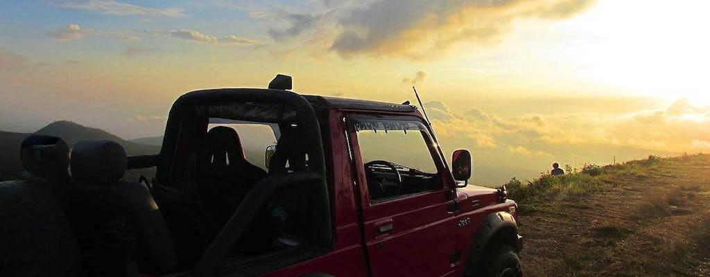 Bali Geländewagen-Safari bei Sonnenaufgang mit Salak-Plantagen-Tour & Kochkurs