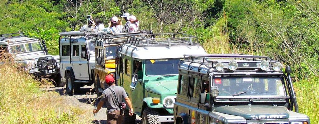 Ost-Bali Geländewagen-Safari und Salak-Farm-Erfahrung