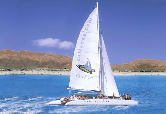 Catlanza Cruise to Papagayo Island
