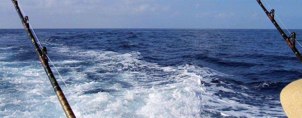 Excursion de pêche en haute mer à Cuba