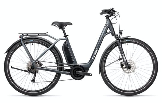 Ottawa 4 uur elektrische fietsverhuur