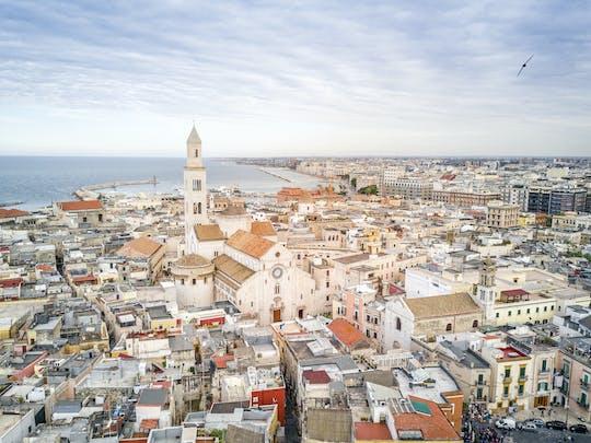 Tour guidato a piedi di Bari