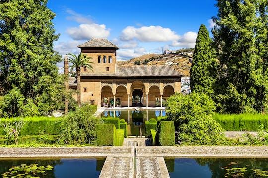 Visita guidata dell'Alhambra