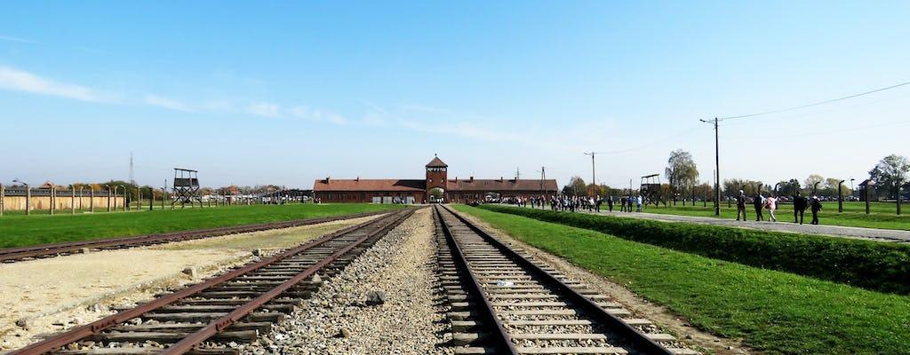 Visita al museo y al monumento de Auschwitz-Birkenau desde Cracovia