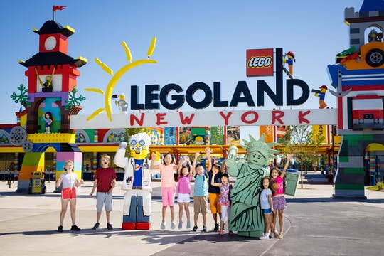 LEGOLAND® New York admission tickets