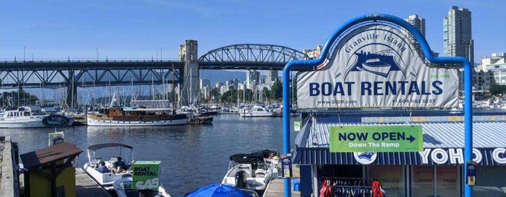 Private 2-hour Vancouver city tour