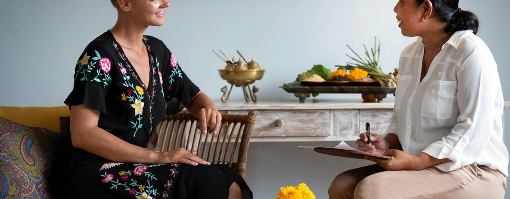 60-minütige Urovasti-Massage im Tejas Spa