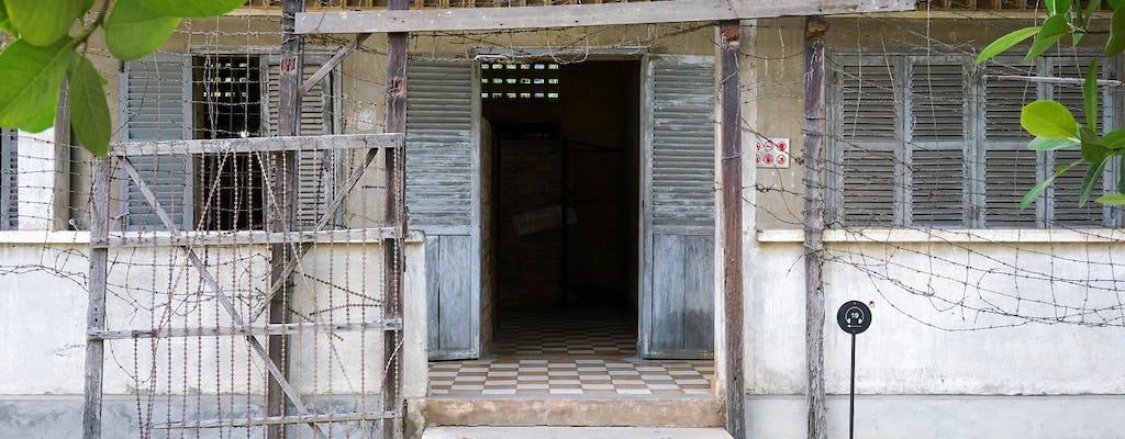 Privétour van een halve dag door Tuol Sleng Museum en Killing Fields