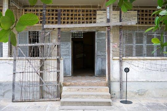 Visite privée d'une demi-journée du musée Tuol Sleng et des champs de la mort