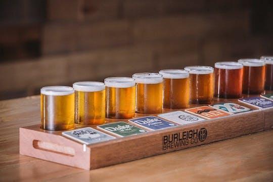 Частная экскурсия по пивоварне Голд-Кост с обедом