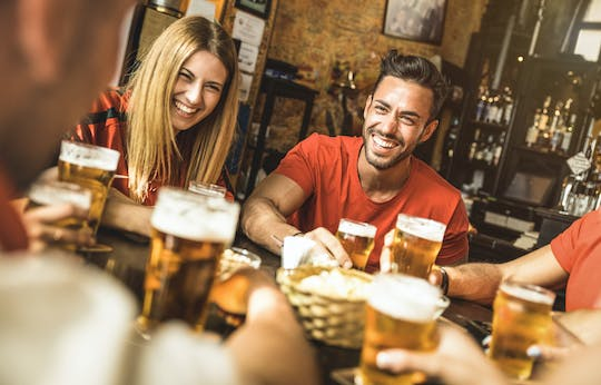 Private Polish beer tasting tour in Katowice