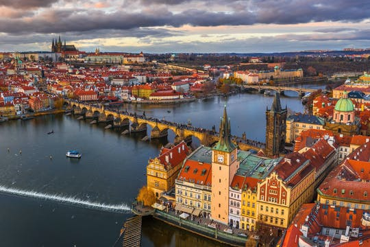 The best of Prague half-day tour