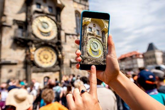 Half-day Prague walking tour and entrance ticket