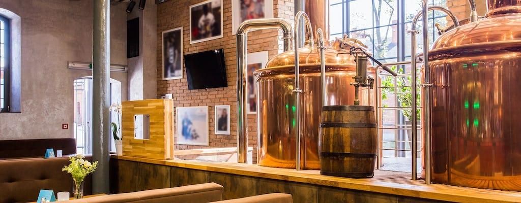 Verkostungstour mit polnischem Premium-Bier und Essen in Czestochowa