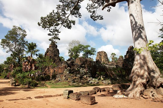 Pre-Angkorian temples from Phnom Penh full-day private tour