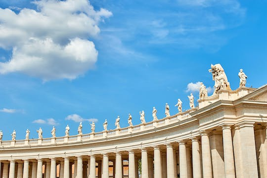 Discover Rome on a guided tour with a local