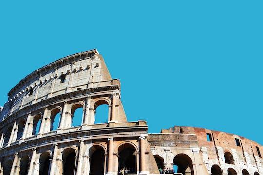 Trzeba zobaczyć starożytny Rzym z lokalnym przewodnikiem