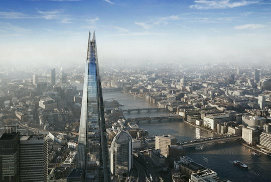 The View From The Shard skip-the-line tickets