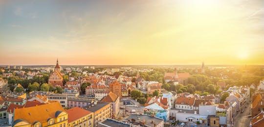 Достопримечательности Старого города Ольштына частная пешеходная экскурсия